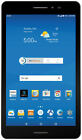 ZTE Trek 2 16GB, Wi-Fi + 4G  LTE (GSM ), unlocked 8in - Black