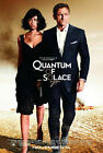 Quantum of Solace 4  Poster Movie Poster Canvas Picture Art Wall Decore £24.0 GBP on eBay