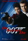 Die Another Day 8 Poster Movie Poster Canvas Picture Art Wall Decore £8.0 GBP on eBay
