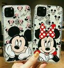 For Iphone 11 / 11 Pro Max - Soft Rubber Slim Mouse Case Cover Thinking Of You