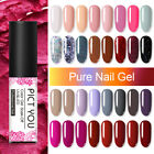 PICT YOU 5ml Pure-Color UV Gel Nail Polish Sequins Soak Off Nail Art Varnish DIY