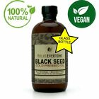 Black Seed Oil - 100% Pure COLD PRESSED Cumin Nigella Sativa NON-GMO ALL SIZES