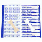 200 Pcs LARGE NASAL STRIPS Breathe Better & Reduce Snoring Right Now US