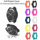 Slim TPU Smart Protective Case For Samsung Galaxy Watch 46mm Smartwatch Cover