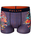 Pullin Printed Cotton Master Buddywolf Underwear