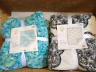 "No Sew Fleece Throw Blanket Kits New 72"" x 60"" 2 Prints Assorted Themes image"