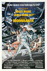 Moonraker 1 Movie Poster Canvas Picture Art Wall Decore £4.0 GBP on eBay