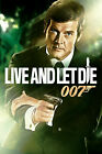 Live and Let Die 4 Poster Canvas Picture Art Wall Decore £63.0 GBP on eBay