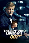 The Spy Who Loved Me 2 Poster Canvas Picture Art Wall Decore £8.0 GBP on eBay