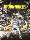 Moonraker 2 Poster Canvas Picture Art Wall Decore £63.0 GBP on eBay
