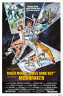 Moonraker 3 Poster Canvas Picture Art Wall Decore £63.0 GBP on eBay