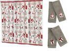 Kyпить Christmas Gnomes Fabric Shower Curtain Hand Towels Fingertip Bath Towels на еВаy.соm
