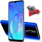 "6.3"" Android 9.0 Video Cell Phone Unlocked 4 Core Smartphone Dual Sim 5mp 9t"