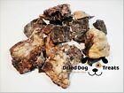 Dried BEEF HEARTS - treats chews 100% NATURAL Hypoallergenic low fat snacks