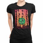 Santa Monica | Trees | Trendy T-shirt for Women | 100% Cotton