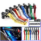 Aluminum Short Adjustable Brake Clutch Levers For BMW R1200GS Adventure 06-13