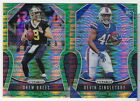 2019 Panini Prizm Football NEON GREEN Retail Complete Your Set - You Pick! $1.99 USD on eBay