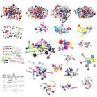 105pcs Body Piercing Kit Lot 14g 16g 18g 20g Belly Ring Tongue Tragus Jewelry