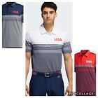 New Adidas USA Golf Polo Shirt - Presidents Cup  Choose - Size / color
