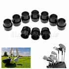0.335 inch Golf Sleeve Adapter Ferrule for G35 Adapter Sleeves 10Pcs/50Pcs Black