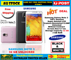 Samsung Galaxy Note 3 Sm-n9005 - 32gb -black & White Smartphone