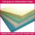 Upholstery Foam Sheets Cut To Any Size Seating Beds Caravans Cushions Crafts
