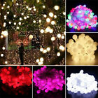 10- 50LED Fairy LED String Lights Christmas Round Ball Blubs Wedding Party Lamp
