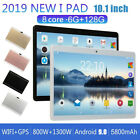"""10.1"""" Tablet PC Camera WIFI Android 9.0 Octa Core 6 128GB Dual SIM Phablet"""