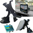 """US For RCA 7""""-10.1"""" Tablets 360° Car Windshield Holder Suction Cup Mount Bracket"""