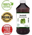 Broccoli Seed Oil - PREMIUM QUALITY 100% Pure & NATURAL Cold Pressed Unrefinded