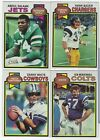 1979 Topps Football 3rd Part #351-528 Complete Your Set - You Pick! $1.88 USD on eBay