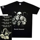 Ixxi Assorted Armament Shirt S M L XL Official Black Metal T-Shirt Tshirt New