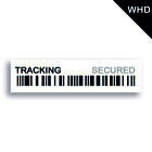 Tracked Secured Delivery Barcode Postal Stickers Labels Tracked Mail Delivery