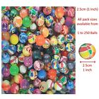 BOUNCY BALLS JET BALLS BIRTHDAY PARTY BAG FILLERS BOUNCING BALLS PARTY BALLS £2.49 GBP on eBay