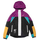 "LRG Lifted Research Group ""Honor"" Windbreaker (Multi) Men's Hooded Jacket"