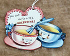 Hang Tags RETRO YOU SUIT ME TO A TEA VALENTINE DAY TAGS 131 Gift Tags