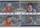 2019-20 Panini Contenders TEAM QUADS U Pick Card PELICANS RAPTORS NETS MAGIC on eBay