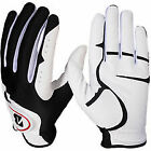 Bridgestone EZ Fit Golf Glove White/Black Fits on Right Hand for Left handed