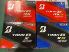 1 Dozen Bridgestone Tour B X XS RX RXS Golf Ball Dozen (Choose).