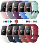 For Fitbit Charge 3 Classic Silicone Replacement Band Watch Strap Sports Band Au
