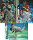 RAINBOW FOIL Parallel 2020 Topps Series 1 YOU PICK YOUR CARD on Ebay
