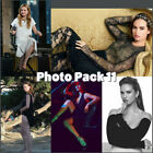 Lily James - Pack of 5 Prints - 6x4 8x12 A4 - Choice of 90 Hot Sexy Photos