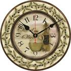 Retro Antique Style Wall Clock,  Home Kitchen Room Decor
