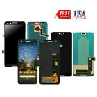 for Google Pixel XL 3A XL 2 3 XL Nexus S1 LCD Digitizer Touch Screen Assembly QC