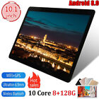 "10.1"" 8 128g Android 8.0 GPS WiFi Round Hole Camera Dual SIM Tablet"