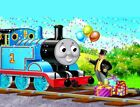 New Thomas The Train Birthday Party Supplies Tableware & Balloons Decorations