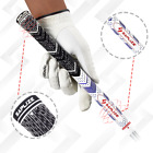 Multicompound Golf Club Grips Pack of 13 Standard Size with 15 Tapes Cord Grips