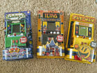 Brand New Handheld Arcade 1990's throwback video games Collectible