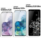 Samsung Galaxy S20 Ultra S20+ Plus 5G Full Cover Screen Protector Tempered Glass