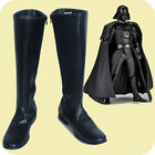 Star Wars Costume Boots Imperial Stormt Darth Vader Cosplay Long Boots Halloween $44.2 USD on eBay